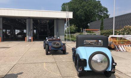 Vandaag met drie auto's naar de RDW Almelo geweest