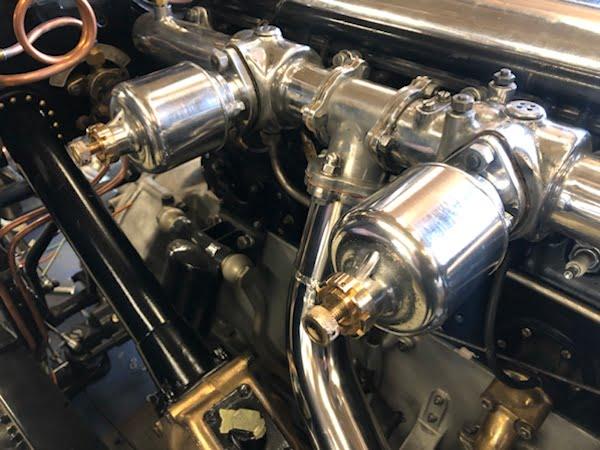blow off valve Bentley Blower