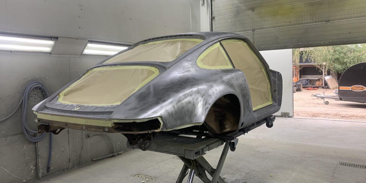 Porsche 911 project